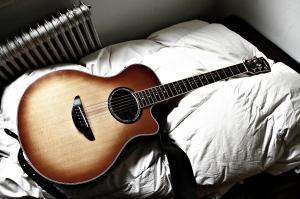 Faule Gitarre